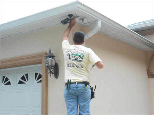 homosassa alarms home security companies burglar alarm systems video cameras - Residential Security Cameras